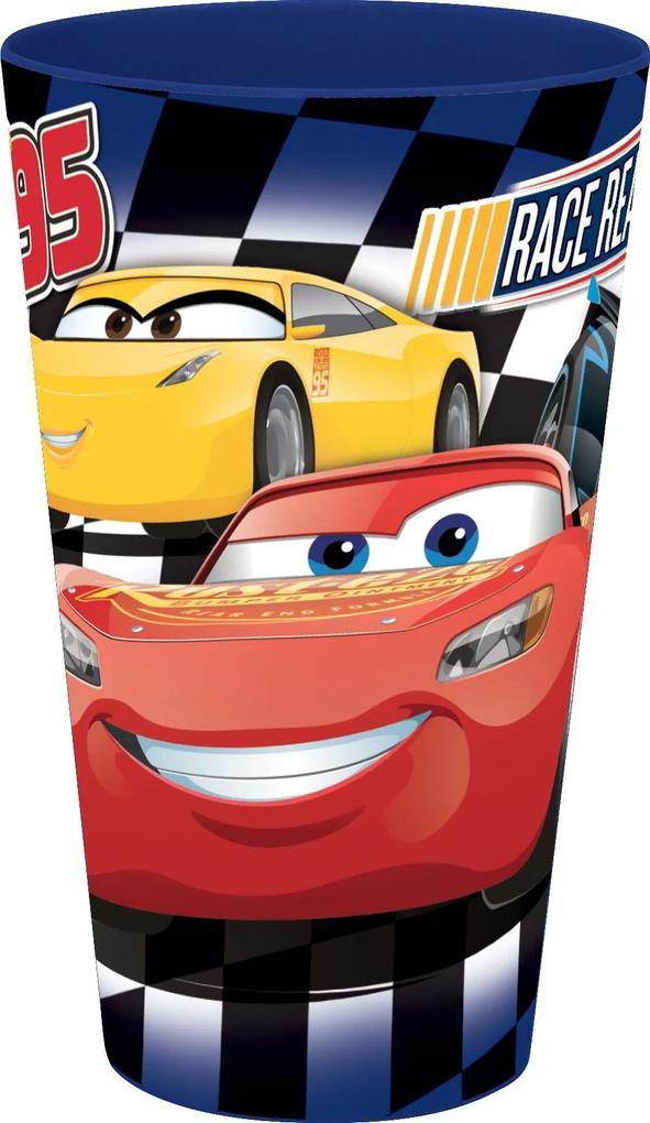 Pahar inalt Cars 3 Disney