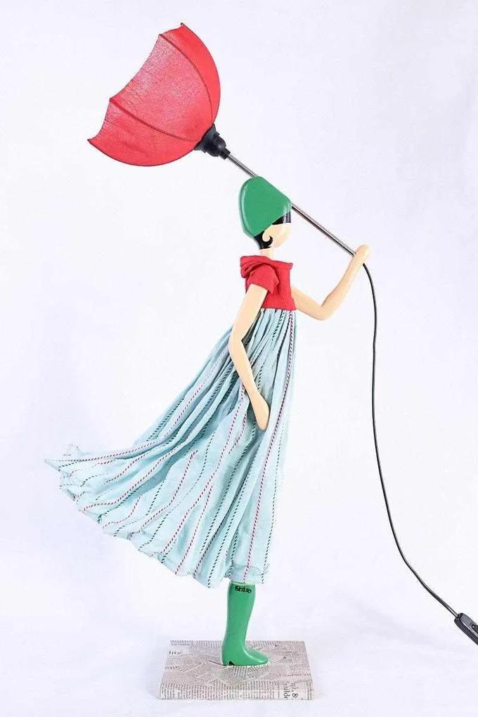 Skitso Girls Marchie Lampa - 85 cm