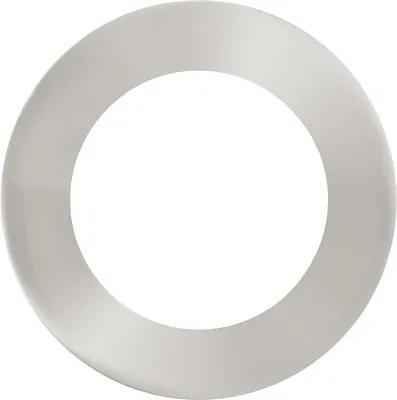 Spot incastrabil cu LED integrat Fueva1 5,5W 700 lumeni, 4000K, Ø120 mm, alb/nichel mat