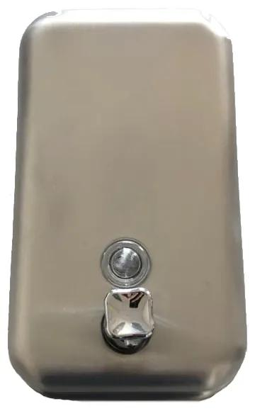 Dispenser inox sapun lichid