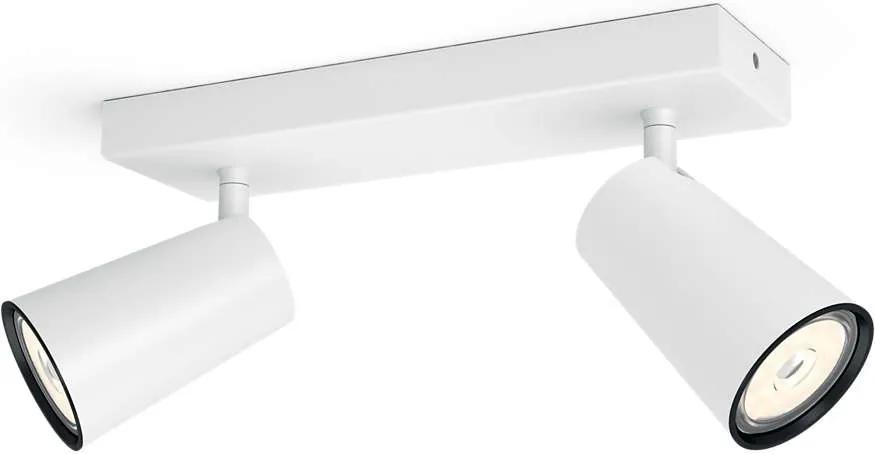 Philips 50572/31/P0 - Spot LED PAISLEY 2xGU10/4,6W/230V