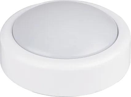 Lampa veghe LED 0.3W alb Push Light Rabalux 4703