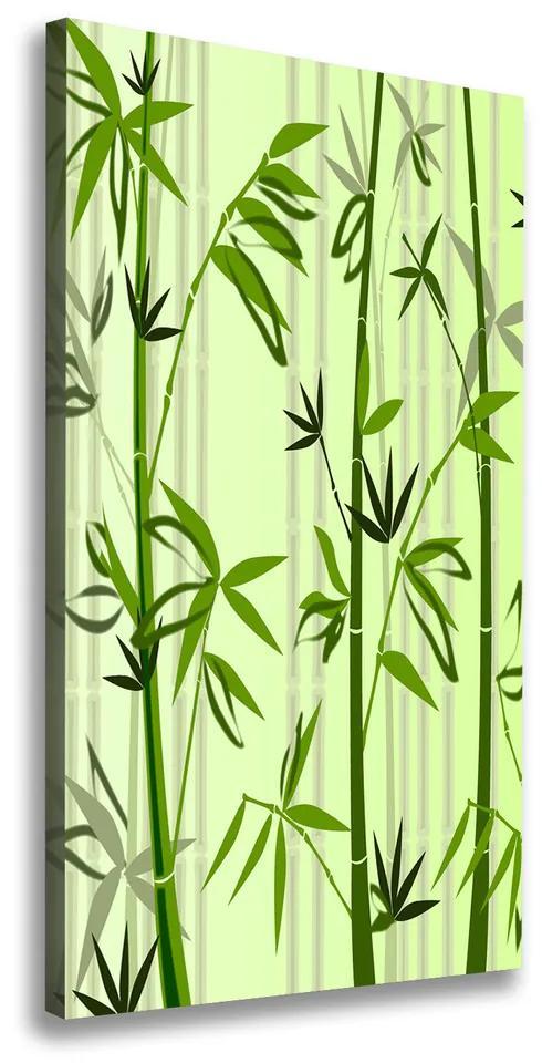 Tablou pe pânză Bambus