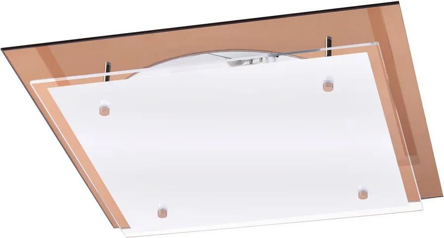 Rábalux Cindy 2477 Plafoniere  alb E27 3x Max 40W 420 x 420 mm