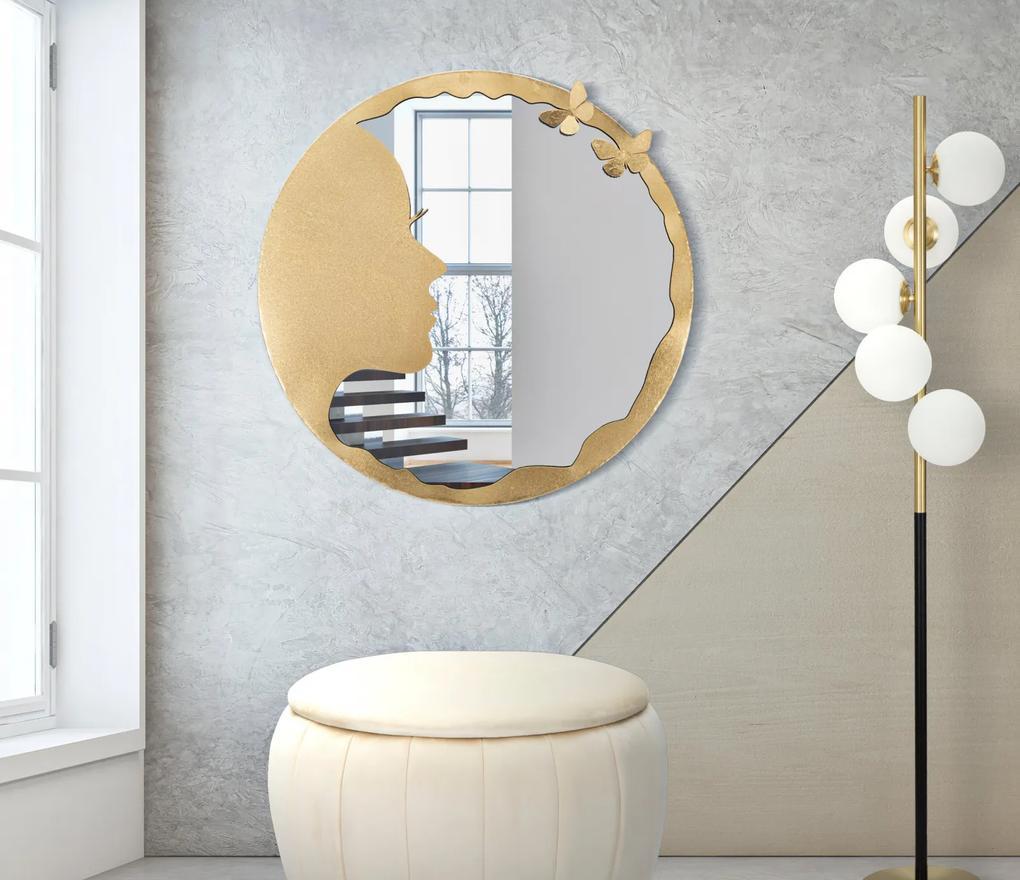 Oglinda LADY LUXY -B- O CM 80X2,5 (oglinda CM O 72), Mauro Ferretti