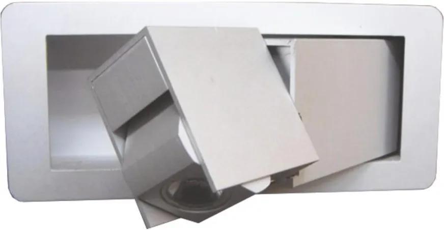 LUXERA 41111 - Corp de iluminat LED perete DREAM CREE LED/3W