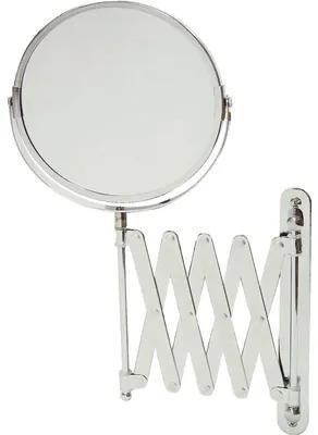 Oglinda cosmetica de perete extensibila Form & Style Two in One Ø 18 cm