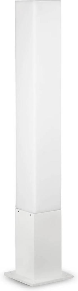 Stalp-EDO-OUTDOOR-PT1-SQUARE-BIANCO-142999-Ideal-Lux
