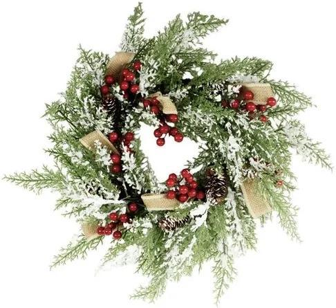 Coroniță de Crăciun Varilla, diam. 40 cm