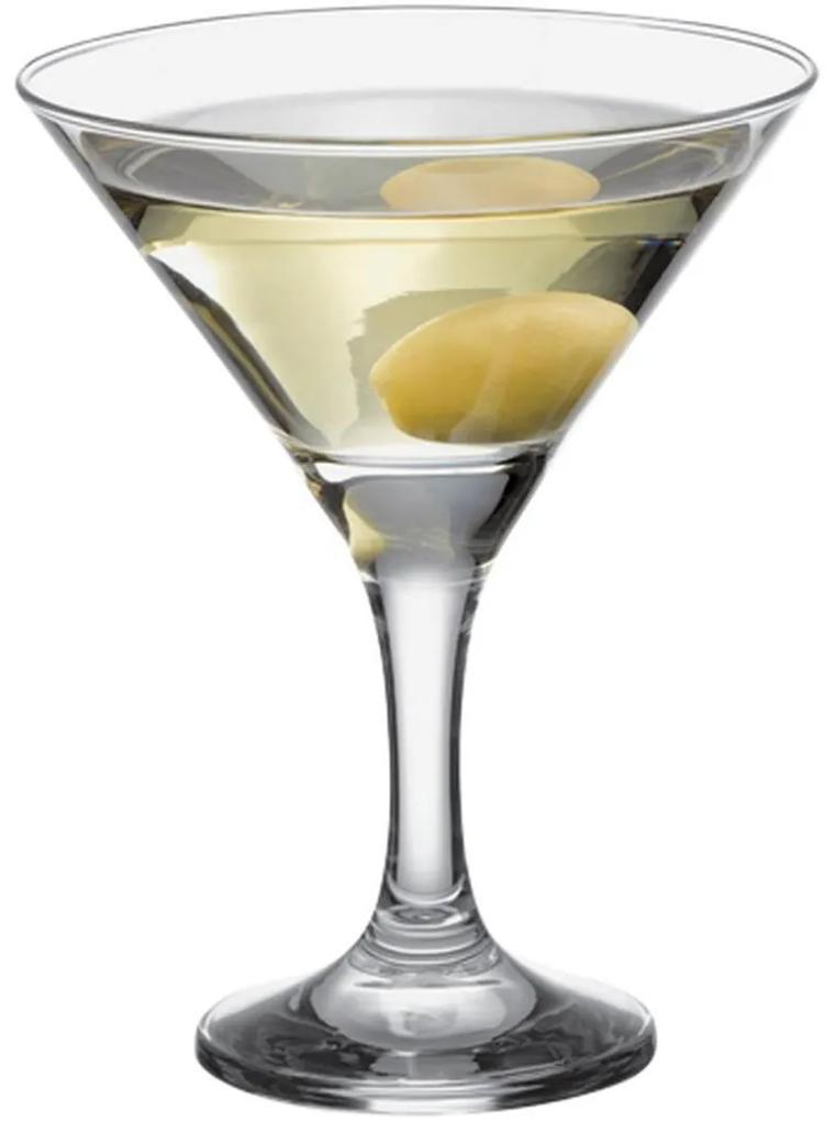 Set 6 Pahare Martini 190ml Bistro