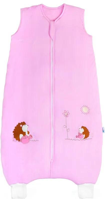 Slumbersac - Sac de dormit cu picioruse Bamboo Hedgehog 3-4 ani 1.0 Tog