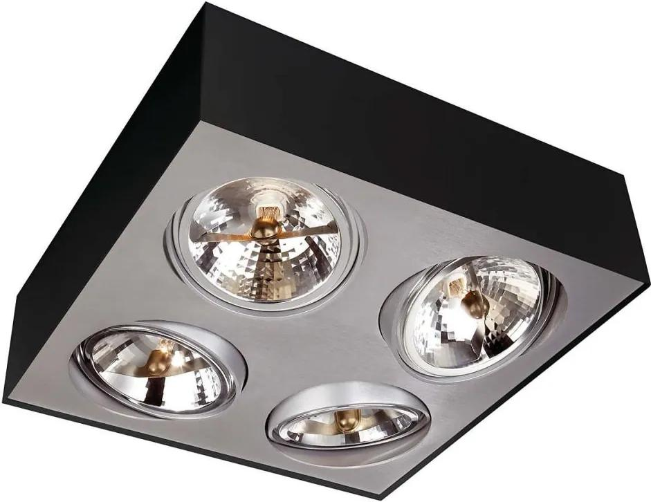 Philips Lirio 57004/30/LI - Lampa spot BLOQ 4xG53/50W/230V