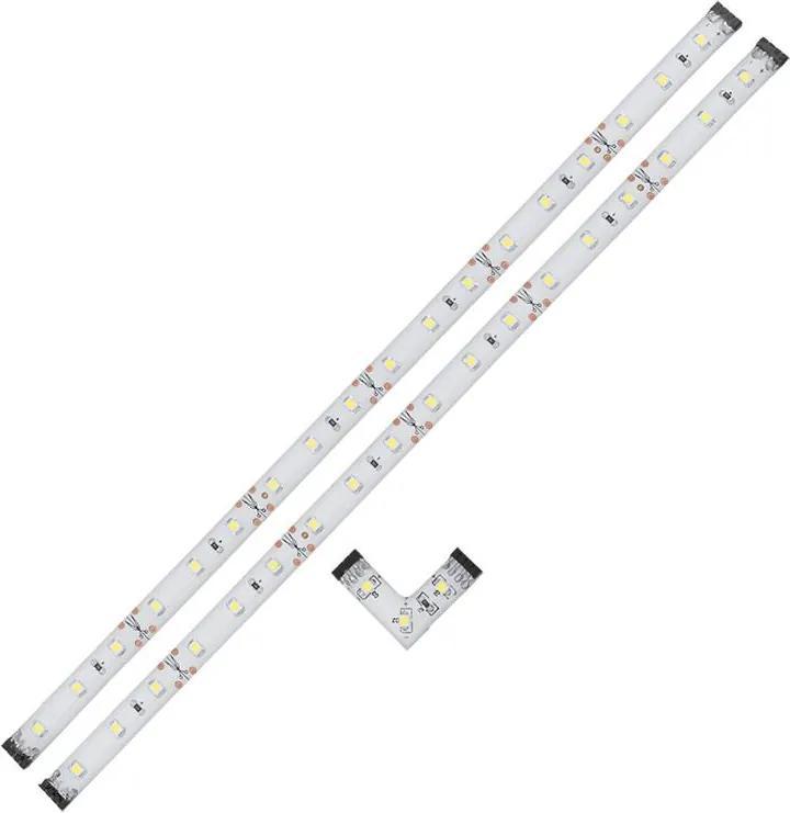Eglo 92053 - SET 2x Benzi cu LED FLEX 2xLED/1,44W + 1xLED/0,24W