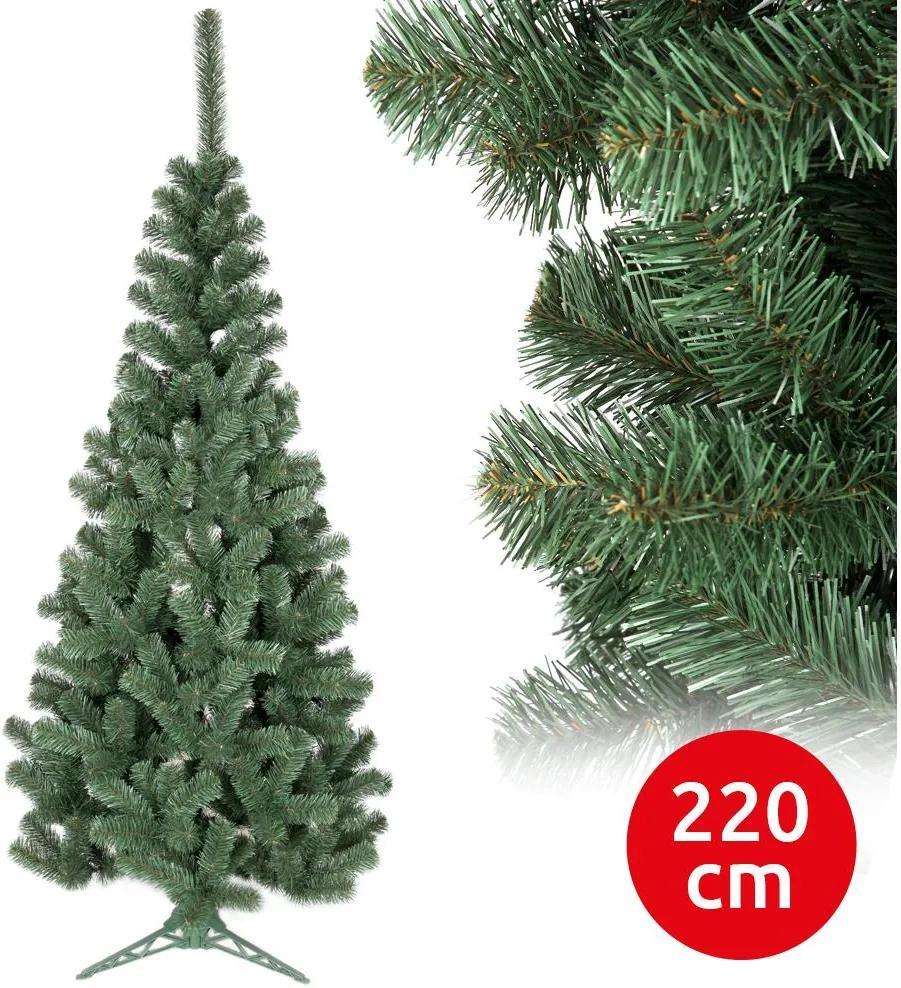 Pom de crăciun VERONA 220 cm brad