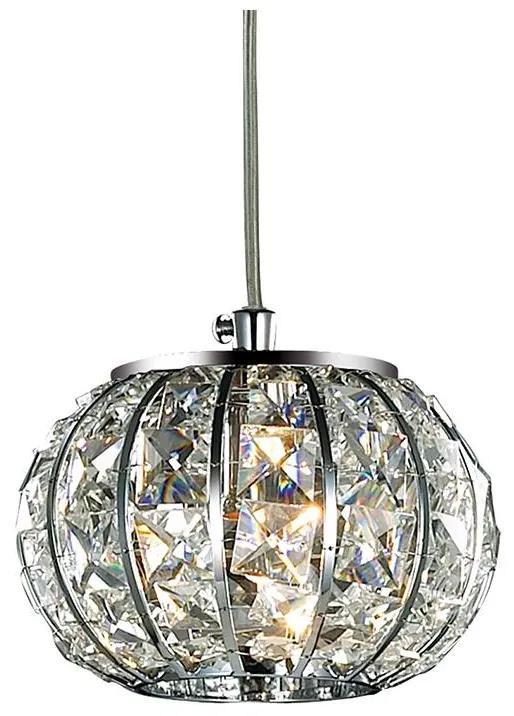 Ideal lux - Lampa suspendata de cristal 1xG9/40W/230V