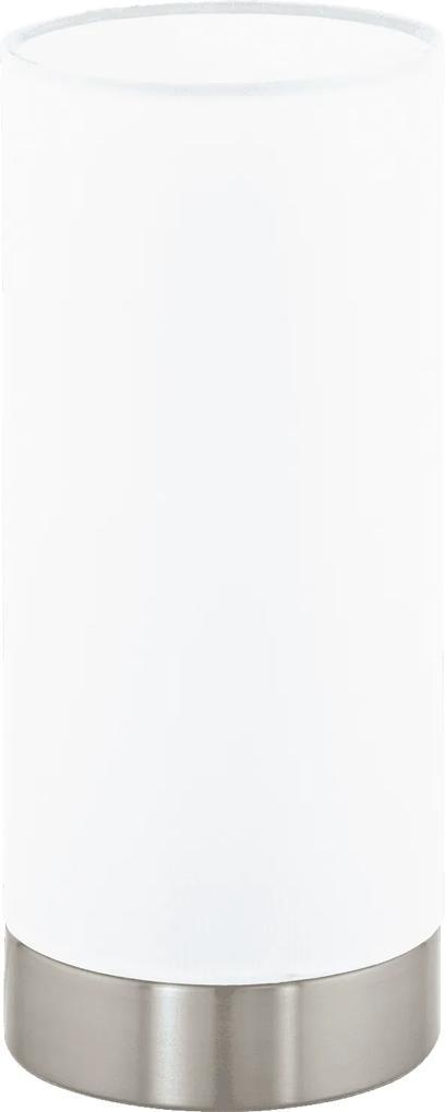 Veioză/Lampă de masă Eglo PASTERI 40W, alb