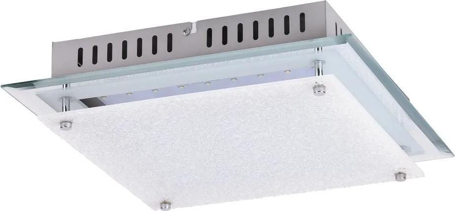 Rábalux 2441 Plafoniere Eliza crom metal LED 17W 1360lm 3000K IP20 A