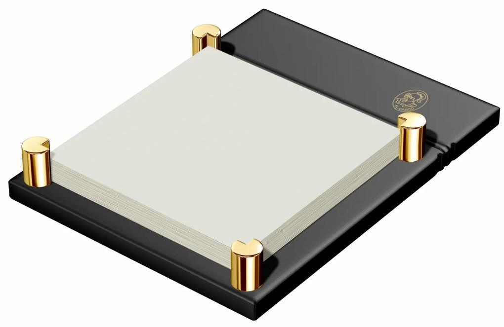 Suport notes auriu si negru El Casco M671
