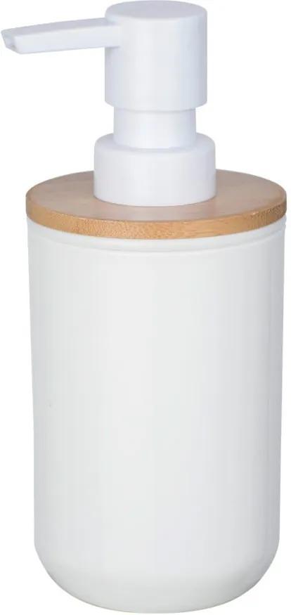 Dozator săpun lichid Wenko posa, alb