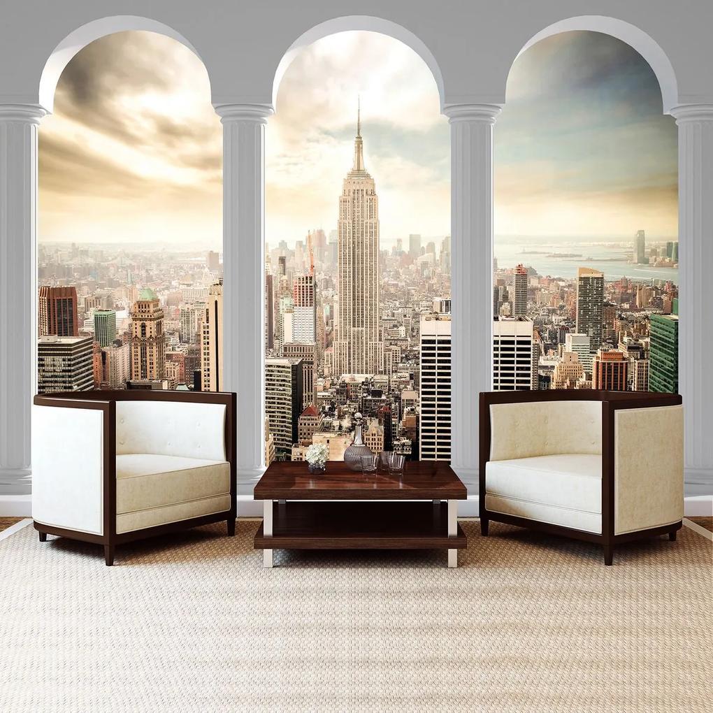 Fototapet - New York (254x184 cm), în 8 de alte dimensiuni noi