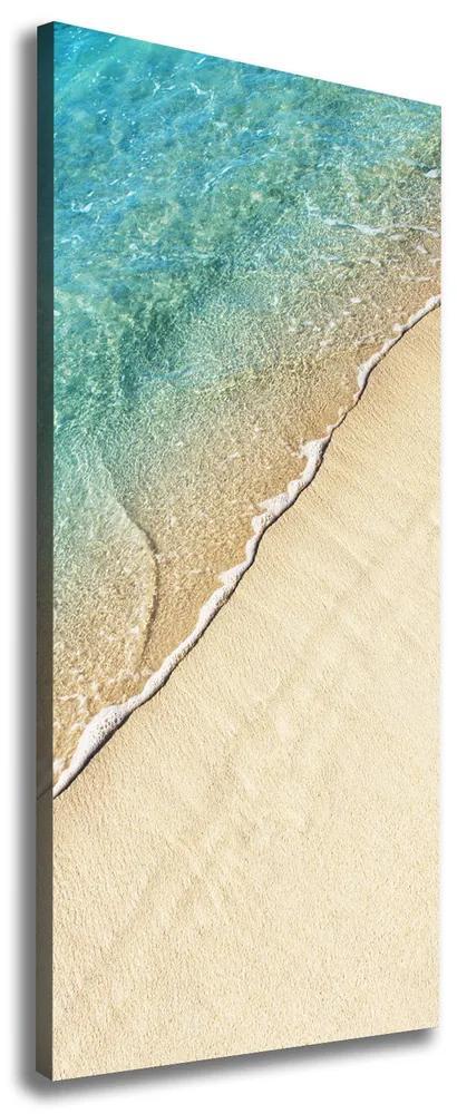 Tablou pe pânză canvas Valul mării