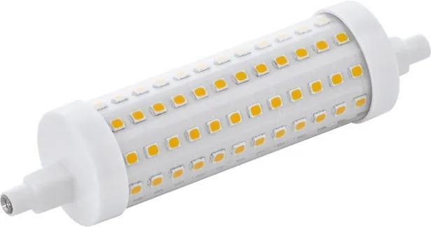 Bec LED lumina calda, durata lunga de viata R7S 9W