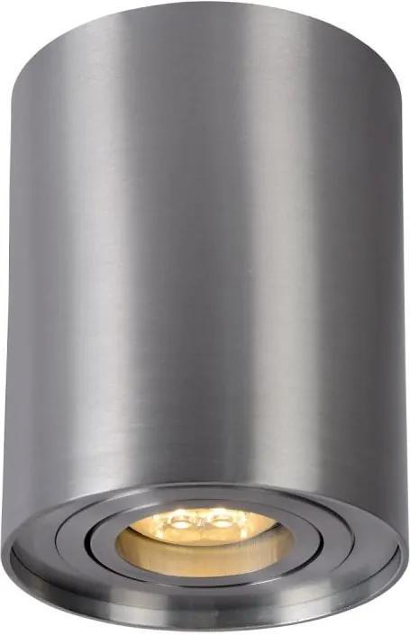 Lucide 22952/01/12 - Lampa spot TUBE 1xGU10/35W/230V crom mat