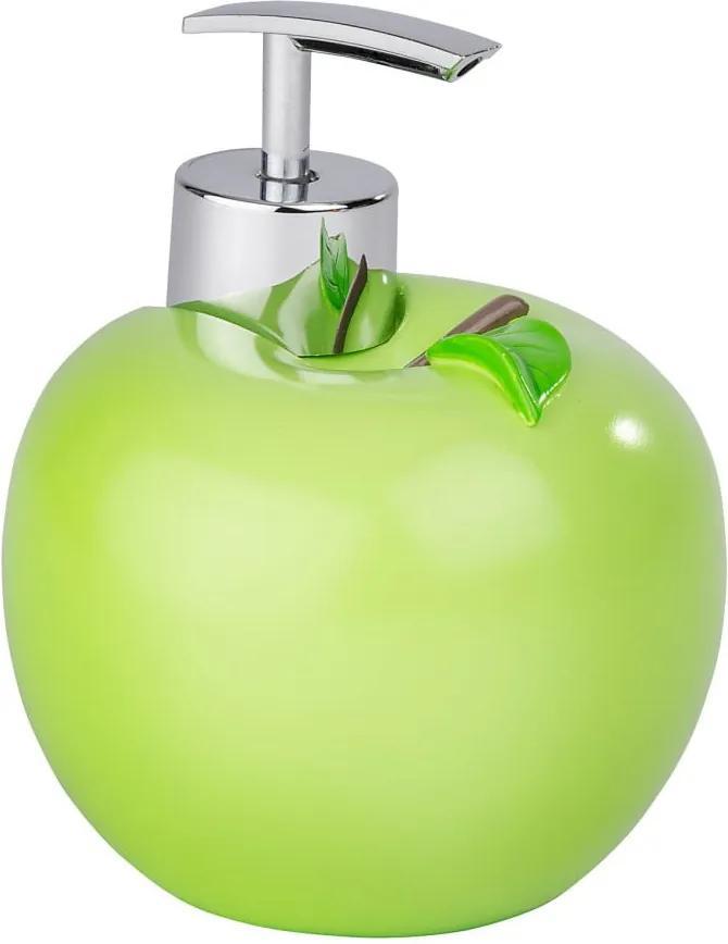 Dozator pentru săpun lichid Wenko Apple
