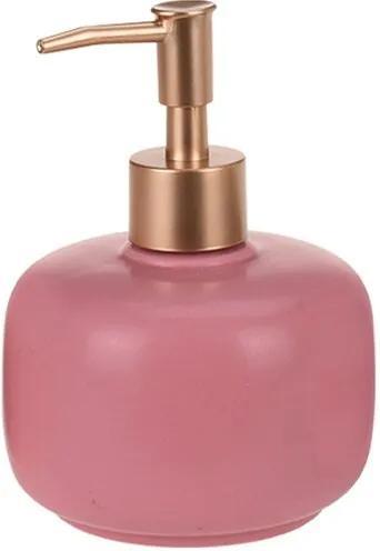 Dozator de săpun Mably, roz închis