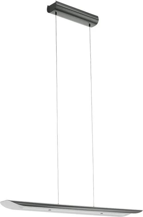 Eglo 93746 - Lustră LED dimmabilă pe cablu ZUBIA 1xLED/24W/230V