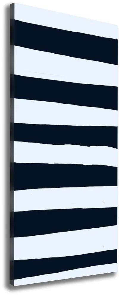 Imprimare tablou canvas Fundal Striped