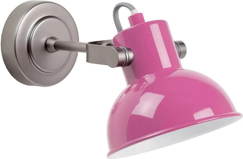 Lucide 31279/01/66 - Lampa spot WIMPY 1xE14/40W/230V roz deschis