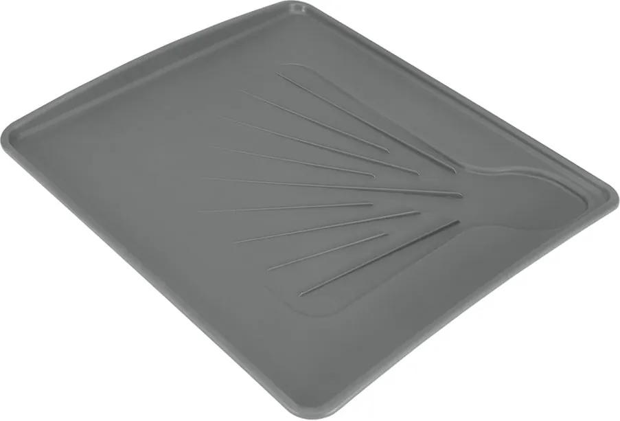 Suprafață de scurgere pentru vase Metaltex Hydro, 35 x 31 cm