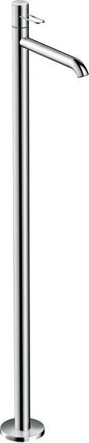 Baterie lavoar cu montaj pe pardoseala Hansgrohe Axor Uno, necesita corp ingropat