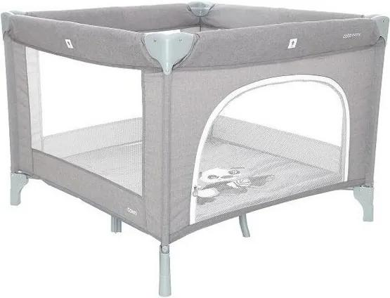 Coto Baby - Tarc de joaca Conti, 100x100 cm, Gri