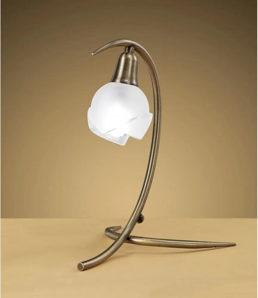 Mantra 1226 Veioze, Lampi de masă BALI alama metal 1xE14 max. 9 W IP20