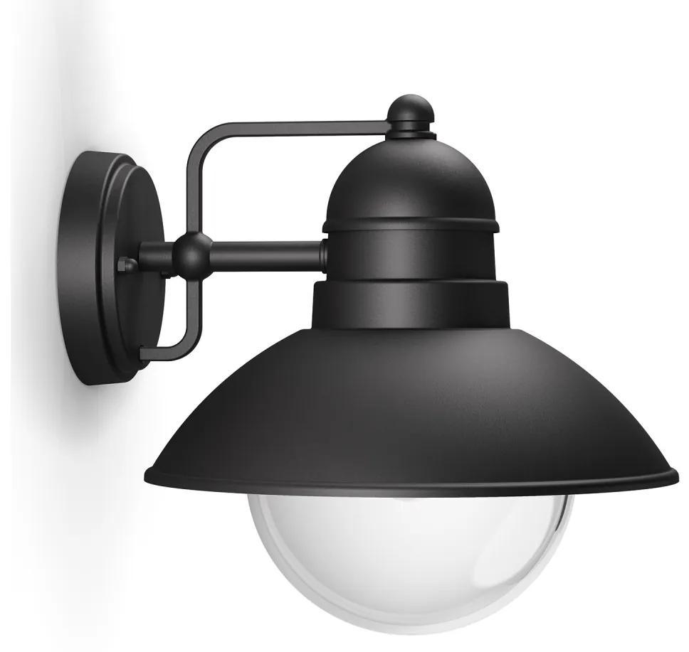 Philips 17237/30/PN - Corp de iluminat exterior MYGARDEN HOVERFLY 1xE27/60W/230V