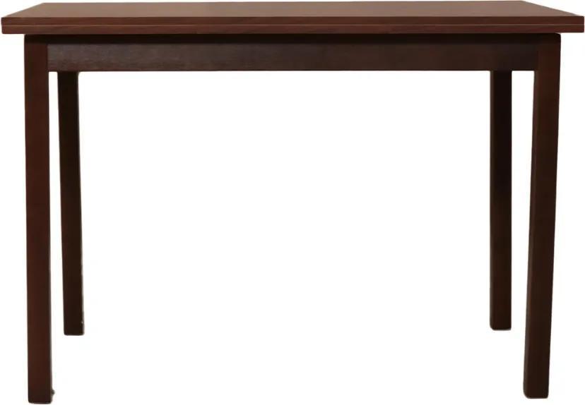 Masa de bucatarie extensibila JANET, 110(147/184)*70 cm, Nuc