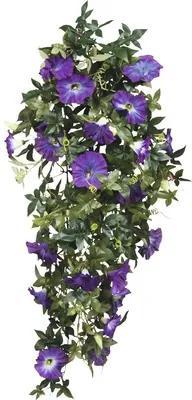 Floare artificiala, petunie curgatoare 80 x 20 x 15 cm