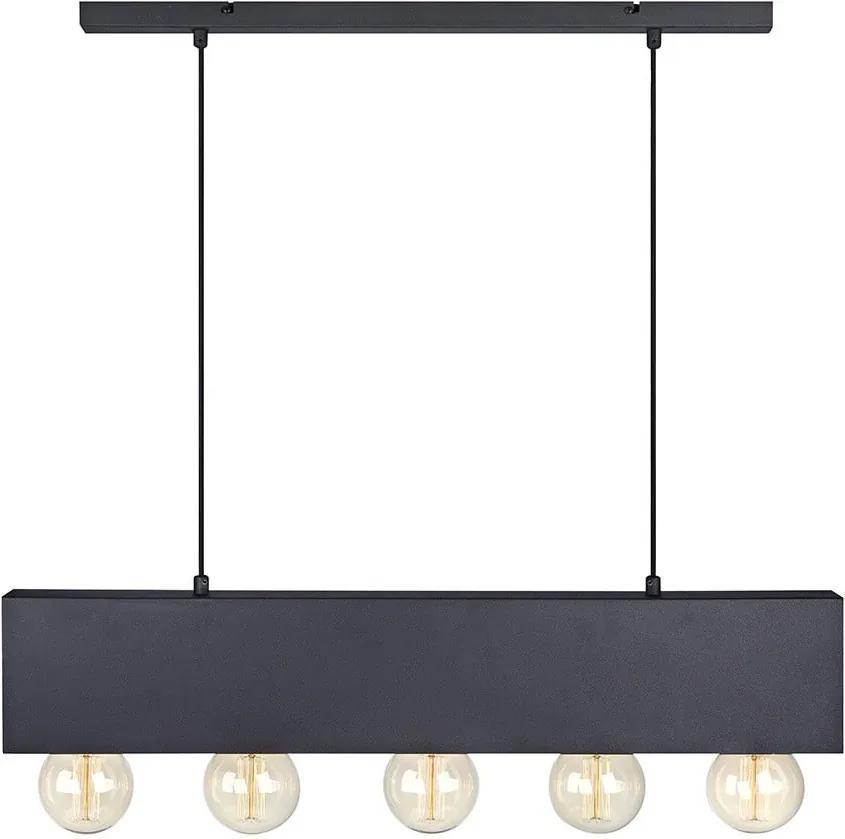 Lustră Markslöjd Couture, negru