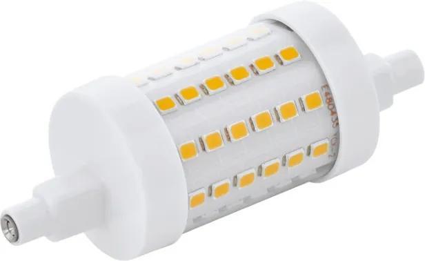 Bec LED lumina calda, durata lunga de viata R7S 8W
