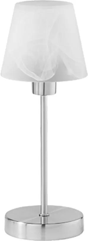 Trio 595500107 Veioze cu sensor de atingere LUIS alb excl. 1 x E14, max. 40W