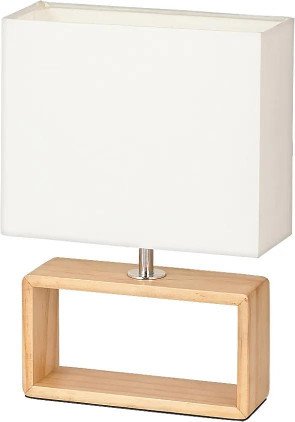 Rabalux 4377 - Lampă de masă FREYA E14/25W