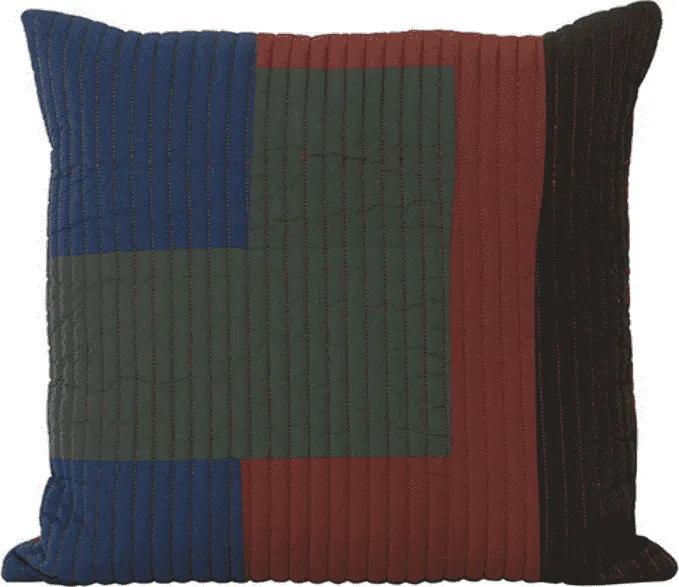 Perna Shay Cinnamon - Bumbac Multicolor Latime(50 cm) x Inaltime(50 cm)