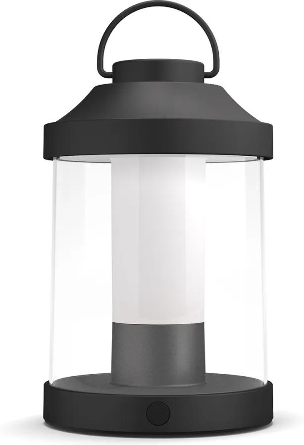 Philips 17360/30/P0 - LED Corp de iluminat exterior ABELIA LED/3W