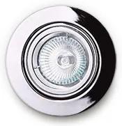 Spot argintiu din metal Halogen Lamp Chrome Maxlight