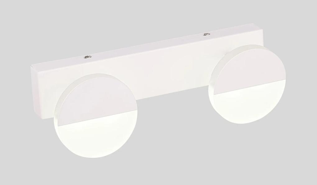 Sing - Aplică de baie LED cu 2 surse de lumină