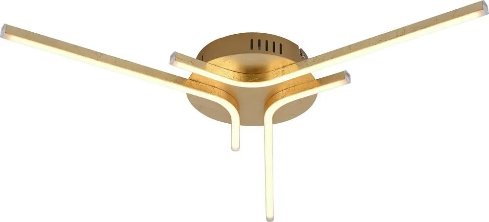 Leuchten Direkt 11323-12 - Lustră aplicată LED GREGOR 3xLED/6W/230V