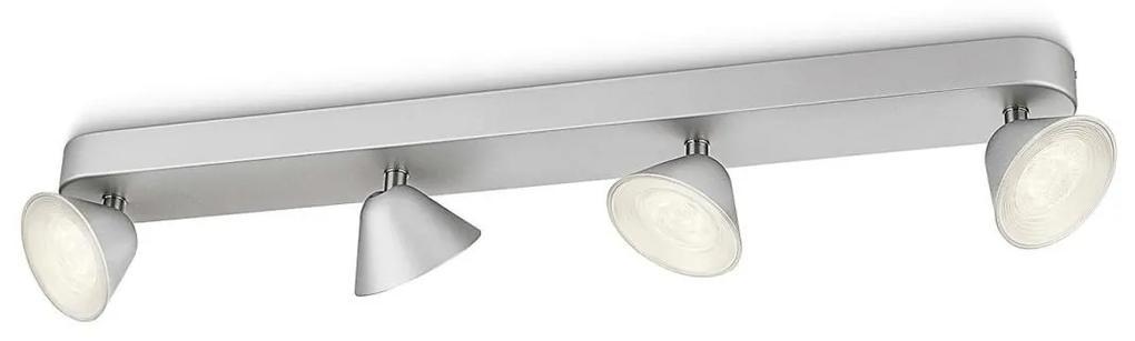 Philips Massive 53284/48/16 - LED Lampa spot TWEED 4xLED SMD/3W/230V