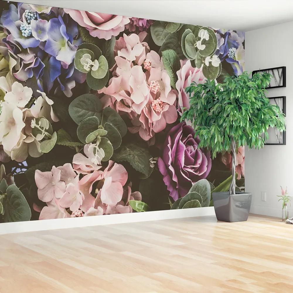 Fototapet buchet de flori